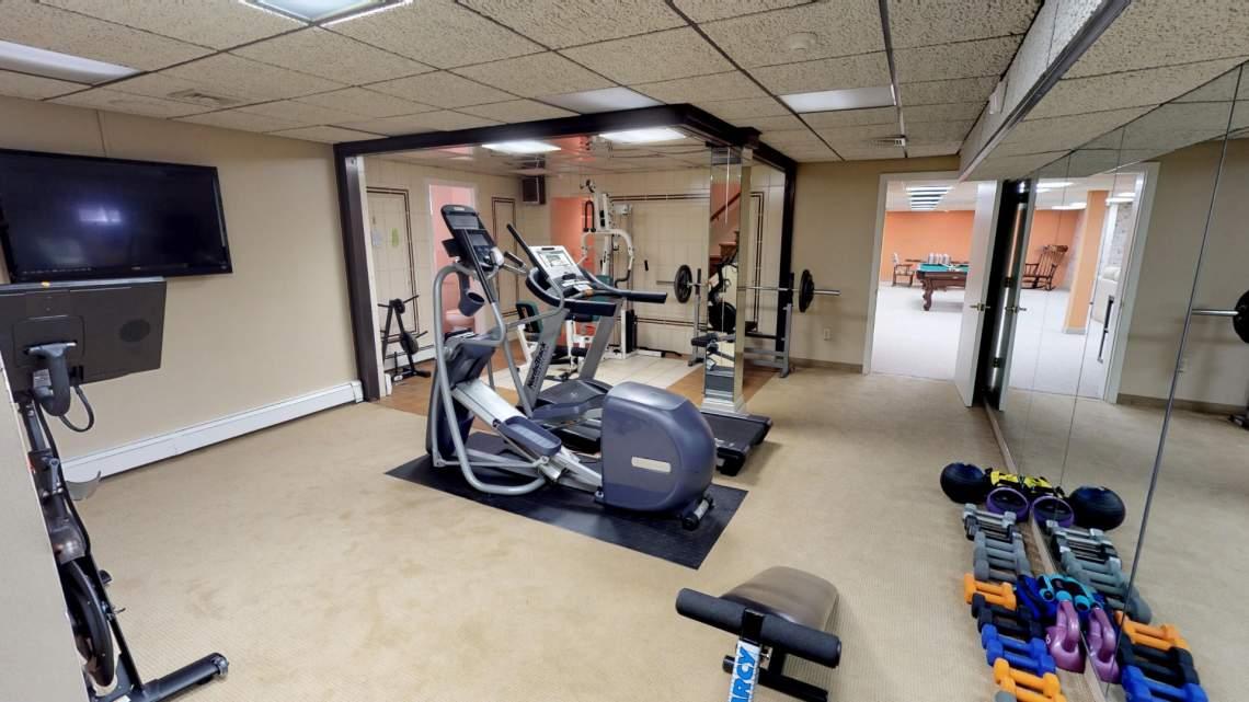 75 Devon Gym